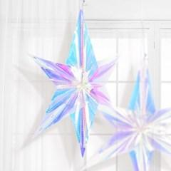 홀로그램 스타 [육각]
