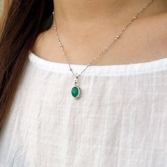 Stay there necklace