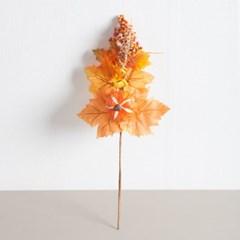 네츄럴호박단풍가지 40cm 조화 꽃 인테리어 FAIAFT_(1354760)