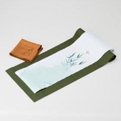 내츄럴 프리미엄 티테이블 러너(3P세트) 1 /대나무
