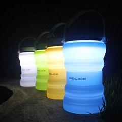 태양광 충전식 방수 실리콘 LED 캠핑랜턴 텐트등