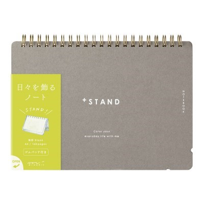 Notebook A5 +Stand Blank