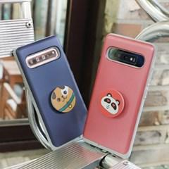 갤럭시S8 (G950) Liso-DogTok 그립톡 카드 범퍼 케이스