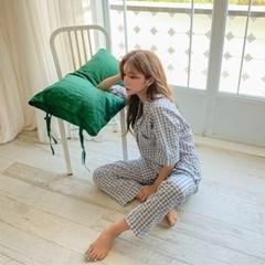 라이트체크 pajama set (2P)