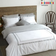 [한샘] 호텔 모던럭스 80수 이불풀세트 Q_(843343)