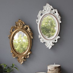 로렌 골드 거울 소 (2color)_(1644467)