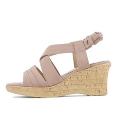 kami et muse Banding strap wedge sandals_KM19s308