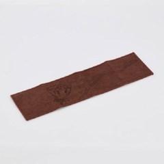 GZBL-0010 연밥 무늬 장형 찻잔 받침