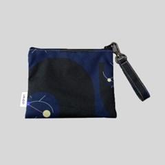 '동굴에 별' pattern pouch