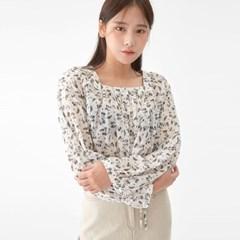 ribbon flower park blouse_(1297588)
