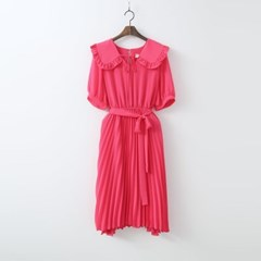 The Lyra Pleated Dress