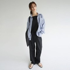 summer linen stripe shirts (2colors)_(1297911)