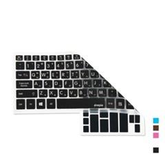 삼성 노트북3 NT300E5L-K14A용 문자인쇄키스킨_(1703021)