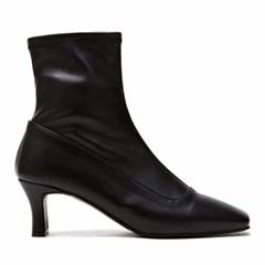 [피어포] (SY)_Lunes Span boots(PU)_BLACK (W)