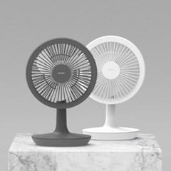 [1+1]에어레스트 탁상용 무선 미니선풍기 AF01