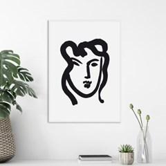 패티차 앙리마티스 그림 액자 드로잉 인테리어 포스터