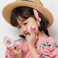 플로릿 바캉스 어린이 선크림 선쿠션 마스크팩 세트