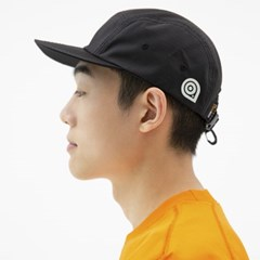 RIPSTOP CORDURA CAMP CAP - BLACK_(1208093)