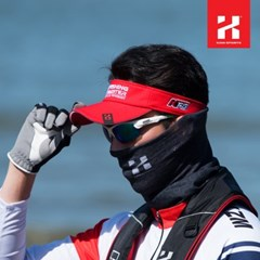 썬캡 K9T3S013 / 낚시 등산 스포츠모자 낚시썬캡