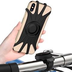 PH 360도 회전 스마트폰 거치대(자전거,킥보드,오토바이 VUP)