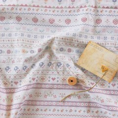 [Fabric] 가든 스트라이프 린넨 Garden Stripe Linen