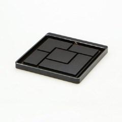 CP2424-WC-B 알루미늄 합금 기하학적 단색 순수차판