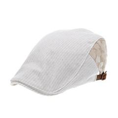 [더그레이]PMH41.플라워 쟈가드 헌팅캡 남성 모자