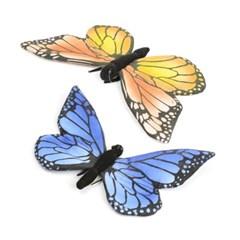 나비 동물인형 2종세트(6551/6552)_(1388012)
