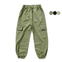 linen cargo banding pants(3color) 린넨 카고 밴딩 팬츠
