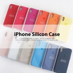 모모_iPhone silicon case_아이폰7/8/플러스