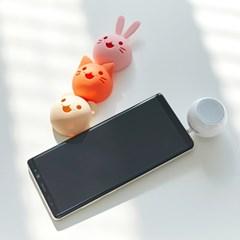 8배 증폭 동물 스피커 토끼 NEW_(937180)