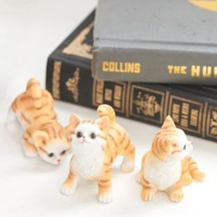 귀요미 분홍코 고양이 3p set_(1647348)