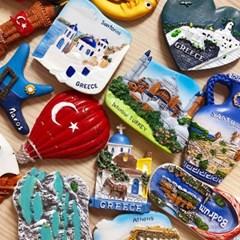 그리스 터키 여행 냉장고자석, 마그넷, 마그네틱
