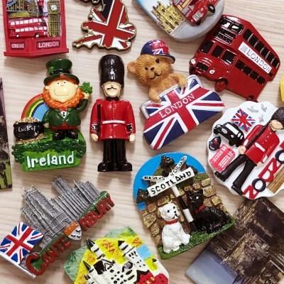 영국 여행 냉장고자석, 마그넷, 마그네틱