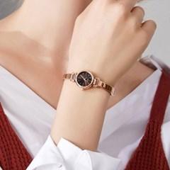 [쥴리어스스타 정품] JS-020 여성시계/손목시계/메탈밴드