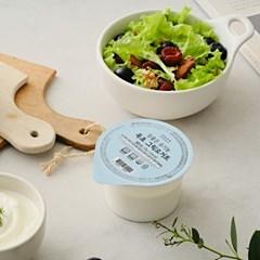 참좋은 유기농 목초 그릭요거트 컵 가당 90g
