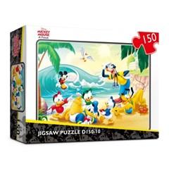 [Disney] 디즈니 미키마우스 직소퍼즐(150피스/D150-10)_(1408377)