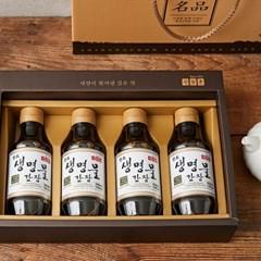 신앙촌 양조간장 선물세트 명품 3호