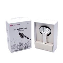 AI 바디사운드 인공지능 심장박동 셀프 측정기