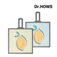 [닥터하우스] 프루츠 항균 양면도마 레몬 S_(1229739)