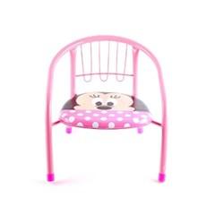 미니 캐릭터의자 핑크