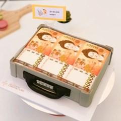 케이크주문제작 레터링 생일선물 007 돈케이크