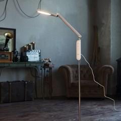 몬스터램프 LED 책상스탠드 D타입 무드 연출