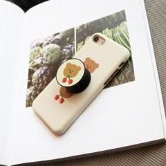 브라운체리 180 아이폰/LG 폰케이스&스마트톡
