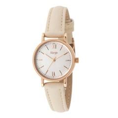 시아르고 라운드 여성 시계 SG005L