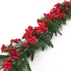 열매솔 가렌드 180cm 가랜드 크리스마스 소품 TRWGHM_(1369219)