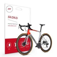 스코코 스페셜라이즈드 자전거 프레임 PPF 보호필름_(832923)