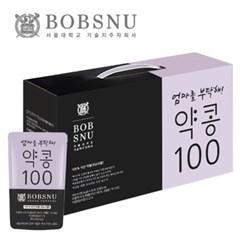 서울대공동개발 엄마를부탁해 약콩100 40팩 검은콩두유_(1101905)