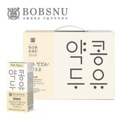 서울대공동개발 배로맛있는약콩두유 190ml x 24팩 2세트_(1101889)