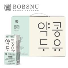 서울대공동개발 똑똑한약콩두유 190ml x 24팩 2세트_(1101886)